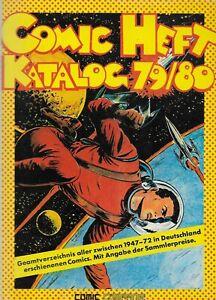 Comic Heft Katalog 79/80 (Preiskatalog 1979 / 1980)