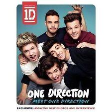 One Direction: Meet One Direction by One Direction Staff 2013 Paperback New FS