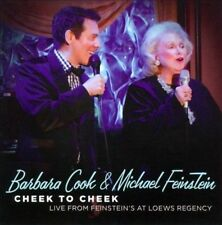 1 CENT CD Cheek To Cheek - Barbara Cook / Michael Feinstein