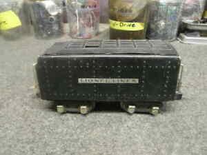 Lionel Vintage Locomotive Train Engine coal tender VINTAGE POST WAR METAL CAR