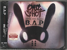 B.A.P Japan 2nd Single - One shot (2013) CD & DVD & PHOTO CARD SEALED Bap