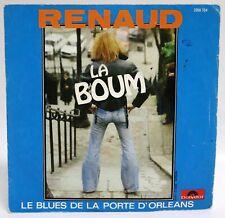 RENAUD La Boum Le Blues de la Porte d'Orléans 45 Tours 1977 VG