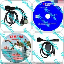 USA Seller Yamaha YDS & Suzuki SDS Outboard Diagnostic Kit/ Jet Boat/ WaveRunner