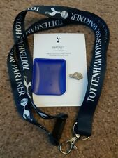 More details for ultra rare tottenham white hart lane seat magnet and aggregate chip finale shirt