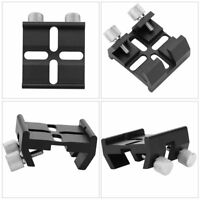 Telescope Finder Scope Dovetail Slot Mount Bracket Base Plate for Celestron
