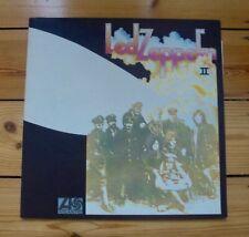LED ZEPPELIN II (2) 1979 UK press, A1/B3, Baldwin, Burnett
