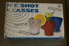 12 Thumbs Up Ice Mold Shot Glasses with tray New in the box