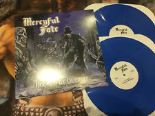 MERCYFUL FATE - Doomed by Detroit 2 x LP Blue lim. 175 King Diamond Slayer