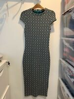 Ladies River Island Bodycon Midi Dress Size 10