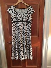 Marks And Spencer Per Una Size 12R Linen Dress