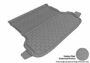 3D MAXpider for 2015-2019 Subaru Outback Kagu Cargo Liner - Gray - aceM1SB013130