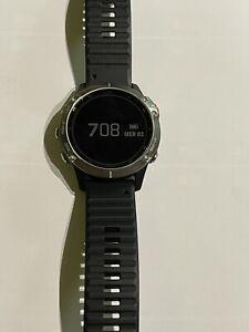 Smartwatch GARMIN Fenix 6 Solar COME Nuovo No Box Usato Una Volta