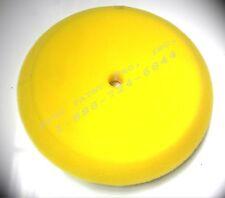 Auto Body Shop Restoration Paint Supplies Foam Polishing Pad Yellow Car Paint