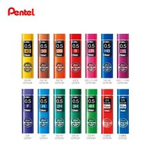 Pentel Ain Stein Mechanical Pencil Lead 0.5mm Choose from 12 Type C275