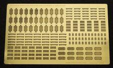 Fivestar PE 1/700 WWII USN Floater Net Baskets & Life Rings FS700046