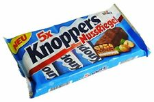 2 x Storck Knoppers Nut Bar (Nussriegel)of 5 x40g =10 x 40g = 400g  £8.99 ONLY