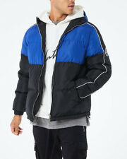 Men's Colour Block Bomber Jacket