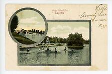 Centre Island Park—Rare Antique Toronto PC ca. 1910s