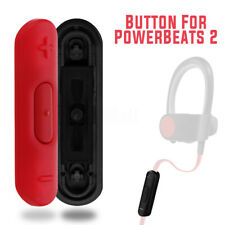 1Pcs Earphone Control Talk Button Rubber Cover Case For PowerBeats 2  V