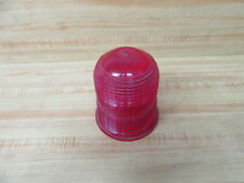 North American Signal MI-33 Replacement Lens MI33 Red