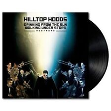 Hilltop Hoods - Drinking from the sun/ Walking under starts Restrung 3Lp New Oz