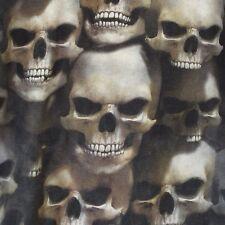b30ce1ca146 Skul Bone David Penfound Shirt XXL Blue Tye Dyed Cotton Short Sleeve Skull  2005