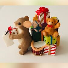 """Charming Tails """"Something Just For You"""" 887/161 Fitz and Floyd Love Gift"""