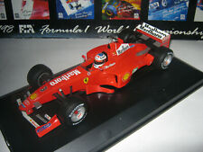 1:18 Ferrari F399 M. Schumacher 1999 rebuilt Full tabacco in showcase TOP