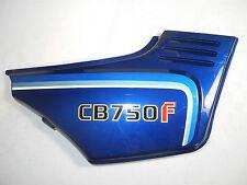 Couvercle latéral droit Cache latérale droite Honda CB 750 F RC04 Neuf