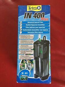 Tetratec Internal Filter In400plus BRAND NEW FREE P&P
