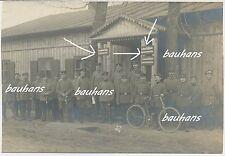 Polen Koniecpol-Schlesien- Baudirektion der A.A.Woyrsch 1915 (c372)