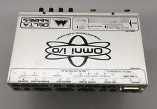 M Audio Omni I/O Delta Series Desktop Audio Station No Power Supply - C15