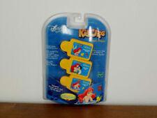 Hasbro 2002 The Little Mermaid Disney Tunes Tiger Kid Clips Music Chips