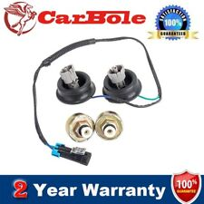 2x Knock Sensor Connector For Chevy GMC Silverado Sierra Cadillac w/Harness New