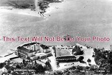 DO 872 - Sandbanks Ferry From Air, Dorset - 6x4 Photo