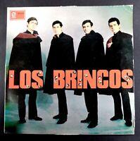 "LOS BRINCOS s/t SPAIN VINYL LP 12"" 33 RE ZAFIRO 1985"