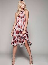 New Free People Stone Cold Fox Gardenia Dress Size XS/S $470