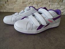 Reebok Sneaker, Knöchelschuhe, pink, braun, lila, Gr. 31