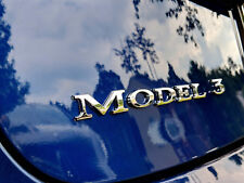Tesla Model 3 Badge