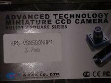 "KPC-VSN500NHP1 square color pinhole camera 1/3"" Sony Super HAD CCD"