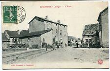 CPA - Carte Postale - France - Chermisey - L'Ecole (I9672)