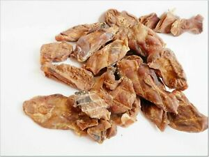 Dried BEEF Cut Testicles - Treats, chews 100% NATURAL Hypoallergenic