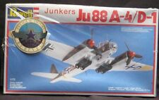 1983 REVELL 1:72  JUNKERS JU-88 A-4/D-1 AIRPLANE MODEL KIT GERMANY NIB Sealed
