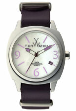 """Orologio ToyWatch modello """"Icon Only Time Violet"""" ref. IC01PR"""