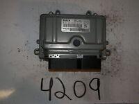 06 07 08 09 10 11 S40 V50 VOLVO COMPUTER BRAIN ENGINE CONTROL ECU ECM MODULE