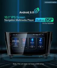 XTRONS PST19XTN AUTORADIO GPS NISSAN QASHQAI X-TRAIL Android 9 Wi-Fi 4G DSP 10.1