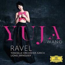 Yuja Wang - Ravel Piano Concertos & Faure Ballade Op 19 [New CD]