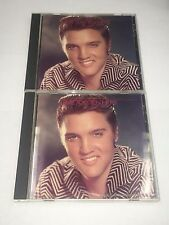 Elvis Presley: The Top Ten Hits 2 CD set RCA 1995 USED COLUMBIA HOUSE CLUB ISSUE