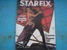 GUERRA DE LAS GALAXIAS STAR WARS III MOVIE PELÍCULA 1983 CARRIE FISHER RIVISTA