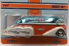 Hot Wheels RLC Red Line Club Gulf Racing Rocket Oil #1611/4500